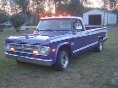 1971 Dodge Dude AB ca.