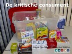Telbak tot 20: stop allerlei producten in de bak waar tot 20 dingen in 1 verpakking zitten. Laat de kinderen op de verpakking kijken of erop staat hoeveel erin moet zitten, en laat ze het natellen. Hoe tel je handig? Klopt het wat er op de verpakking staat? Welke getal moet je hebben (er staan wel meer getallen op een verpakking...)