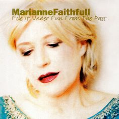 Marianne Faithfull File it under fun from the past (French CD single 1999)