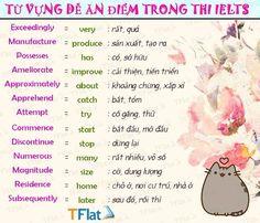 English Time, English Words, English Grammar, English Language, Vocabulary List, English Vocabulary, Improve English, Learn English, Vietnamese Language