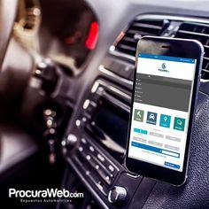 #ProcuraWeb es la forma más innovadoras de encontrar el repuesto que tu carro tanto necesita ahorrando no solo tiempo sino también dinero nuestra plataforma te muestra siempre las opciones con los mejores precios no te quede en el chasis! Registraté a través de nuestra web www.procuraweb.com