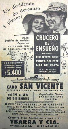 Ybarra y Cía. Líneas Marítimas 1962