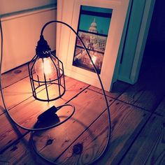 Cage / Frames #lights #lighting #cagelight #homedecor #interiors #filamentbulb