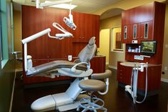 Treatment Room.
