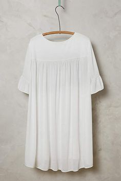 Fluttered Peasant Tunic - anthropologie.com                              …