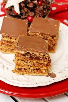 Prajitura Greta Garbo - Retete culinare by Teo's Kitchen Foodies, Biscuits, Recipies, Sweets, Candy, Desserts, Bar, Deserts, Recipes