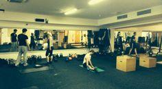 Training 19.2.2014