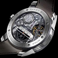 Harry Winston Opus X Luxury Watch 2