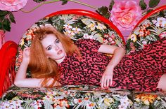 Lazy Oaf Womenswear Look Book 2014 Styling : Lazyoaf Photography : Charlotte Rutherford Models : Ruth & May @ Elite london Hair : Rannelle Chapman Makeup : Tabby Casto http://www.lazyoaf.com/blog/2014/09/lazy-oaf-house-party/