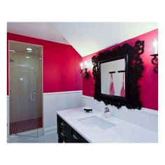 teenage girl bedroom pictures ❤ liked on Polyvore