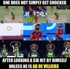 Remember the SIX hit by AB de Villiers against The Gujarat Lions For more cricket fun click: http://ift.tt/2gY9BIZ - http://ift.tt/1ZZ3e4d