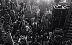BandW | Joedigital Black And White Tumblr, Black And White City, Black And White Wallpaper, Wallpaper Computer, New York Wallpaper, City Wallpaper, Wallpaper Desktop, Wallpaper Gratis, Ocean Wallpaper