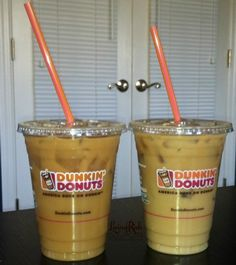 Ever surpriseDD and delighted a friend or family member w/ an iced coffee?