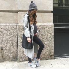 nice Arielle Noa Charnas @somethingnavy Grey kinda day. ☁...Instagram photo | Websta by http://www.globalfashionista.xyz/pregnancy-fashion/arielle-noa-charnas-somethingnavy-grey-kinda-day-%e2%98%81-instagram-photo-websta/