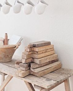 Rustic French breadboards {an image from our previous home} by dreamywhiteslifestyle