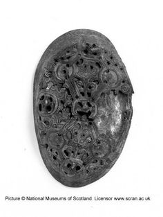 Ospidale Viking Brooch.  Picture copyright National Museums of Scotland.