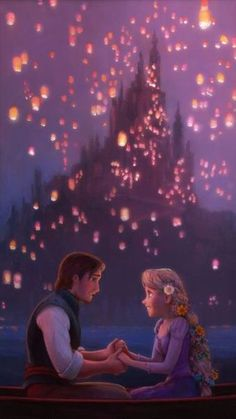 59 great ideas for wallpaper phone disney tangled lanterns . - 59 great ideas for Wallpaper Phone Disney Tangled Lanterns I - Disney Rapunzel, Disney Amor, Disney Pixar, Disney Cartoons, Tangled Rapunzel, Tangled Movie, Disney Princesses, Anna Disney, Rapunzel And Eugene