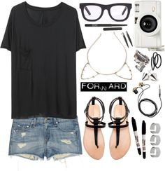 """Simple and Delightful"" by jess on Polyvore"