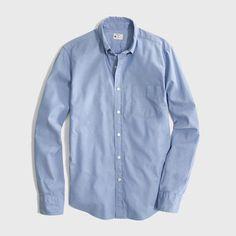 9301b0ec9384 Factory slim sunwashed oxford shirt Man Shop