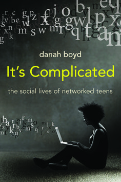 Danah Boyd is a researcher who  studies the connection of youth and social media.