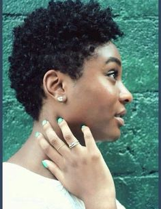 Nice tapered cut! They grow out to be the cutest 'fros!