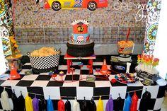 nascar themed birthday invitations