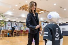 Encountering Robots While Still Using Fax Machines in Japan Motoko Rich the Tokyo bureau chief for The New York Times discussed how Japanese robotics were highly advanced even as communicating by fax remained ingrained. Technology Robots and Robotics