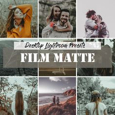 Buy Lightroom Presets Film Matte by LukStudioDesign on GraphicRiver. I present to You a set of presets 10 Modern Film Matte Lightroom Presets for Lightroom. Important: This set of preset. Presets Lightroom, Professional Lightroom Presets, Vsco Presets, Buy Lightroom, Desktop, My Settings, Edit Your Photos, Free Instagram, Photography For Beginners