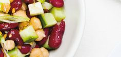 Bean, Apple, and Cranberry Salad Recipes | Ricardo