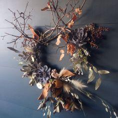 Prism Wreath Workshop  http://eothenfloral.com/shop/prism-wreath-workshop