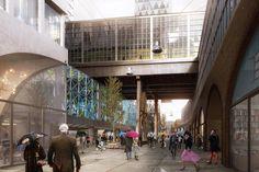 Gallery of COBE Designs Masterplan for New Urban Center in Berlin - 2