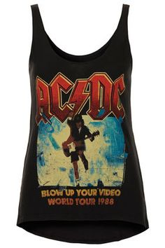 ACDC Vest By And Finally - New In This Week  - New In