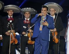 Mexican singing legend, Juan Gabriel, dies at 66 from heart attack.