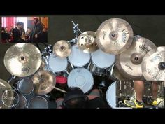 Sugar by Maroon 5 Drum Cover by Myron Carlos