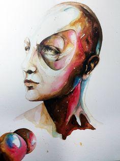 Watercolor - Aquarela
