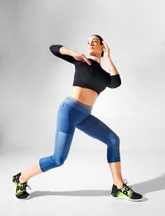 Workout moves for the confident and daring #empowering #women. #TogandPorter #SweatitOut #workout #routine