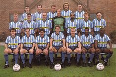 Coventry City Football Club. Season 1990-1991. League Division One ... 12th. Terry Butcher takes over from John Sillett as manager. Highlight of the season, the 5-4 victory over Nottingham Forest at Highfield Road in the League Cup, although we were 4-0 up at one stage