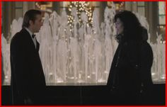 "Nicholas Cage & Cher, in ""Moonstruck,"" meet at the fountain outside The Met at Lincoln Center for their first date.  I've done this ""meet-her-at-the-fountain-at-The-Met"" thing before a real date at The Met.  Highly recommended for 1st or 50th date."