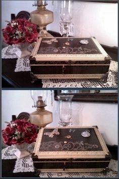 Jewelry box makeover
