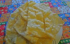 Snack Recipes, Cooking Recipes, Portuguese Recipes, Portuguese Food, Spanish Food, Coco, Pineapple, Chips, Food And Drink