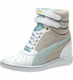 low priced 36dfe 44ad3 Sky Wedge Womens Sneakers Built for the girl who builds her outfits from  the shoes