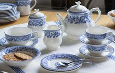 Gien Rocaille Rouen 37 - new traditional dinner service
