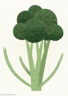 Ryo Takemasa: Broccoli