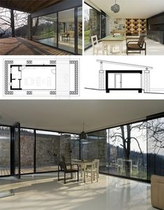 new ruin homLife in Ruins: Building a New Home on 250-Year-Old Stone, designed by Mvra Architects