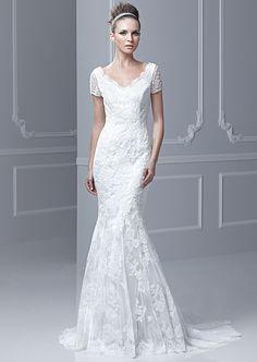 Coming soon to True Romantica Bridal...Blue by Enzoani - Felda