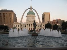St. Louis-Def one of my favorite places
