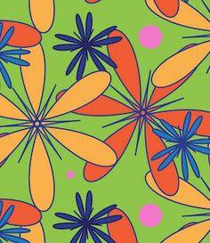 original floral print