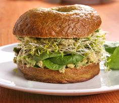 'The Incredible Green Sandwich' | Finding Vegan submitted by vegan cookbooks illustrated