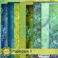 Paperpack Vol. 3 by Happy Scrap Arts