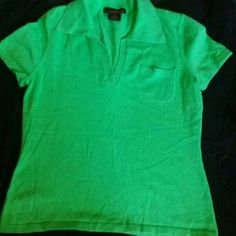 For Sale: Willie Smith Green Polo Shirt for $20